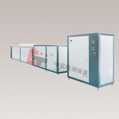 微喷头水力性能测试系统