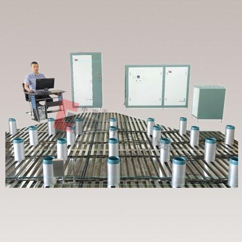 灌溉用喷头水量分布测试系统