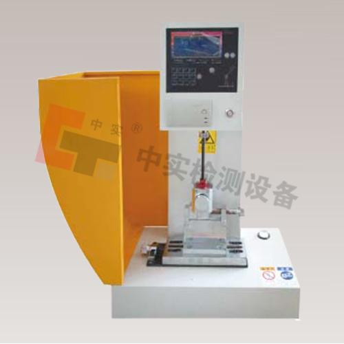 悬臂梁冲击试验机的应用和试验方法